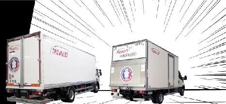 Agence Trouillet, Location camion Lille
