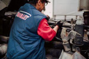 Maintenance, Réparation et Dépannage de vos véhicules industriels