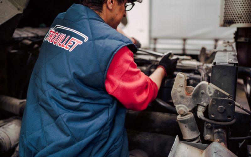 Maintenance, Réparation et Dépannage poids lourds
