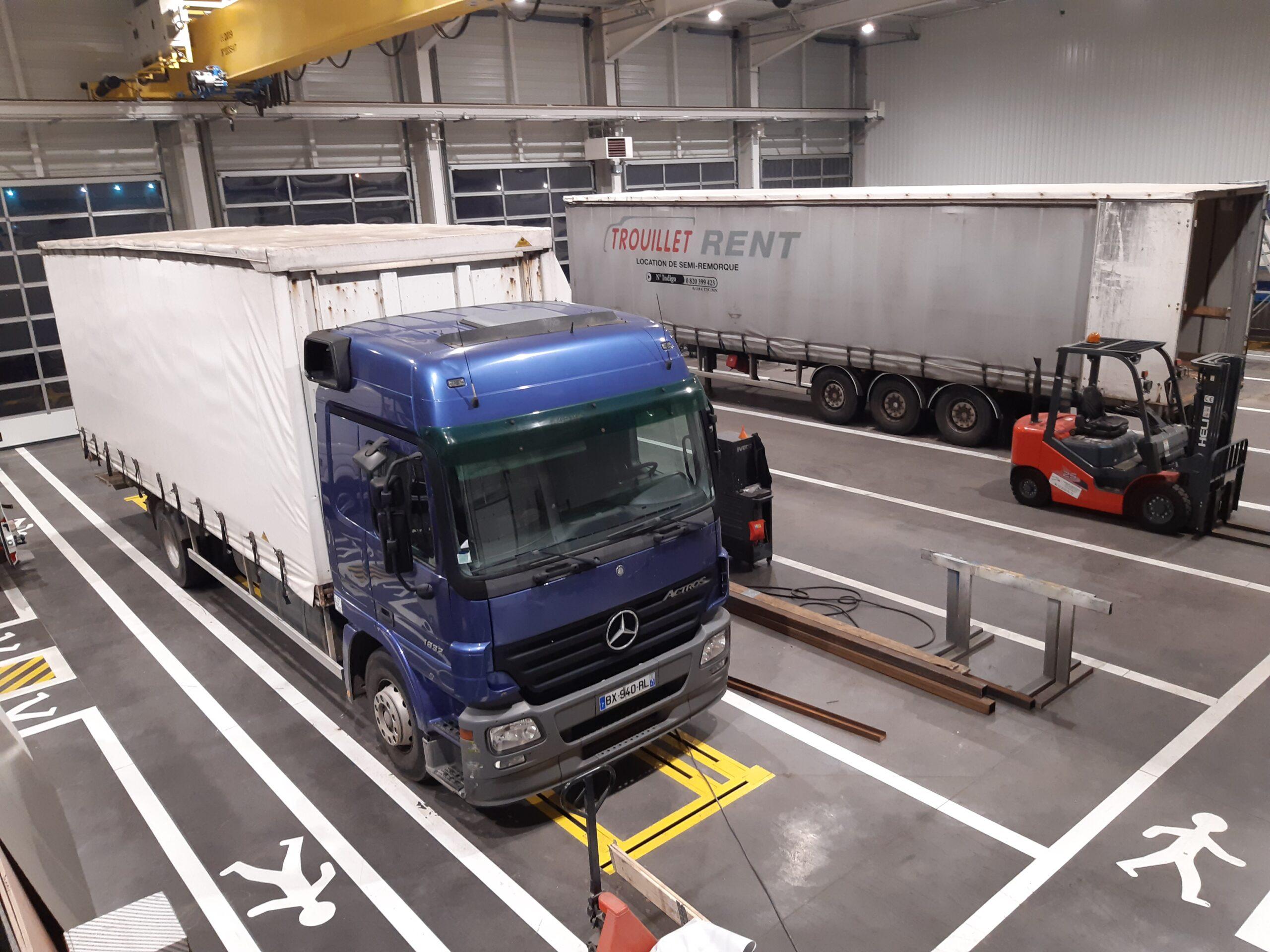 Services assistance dépannage de vos véhicules utilitaires et industriels.