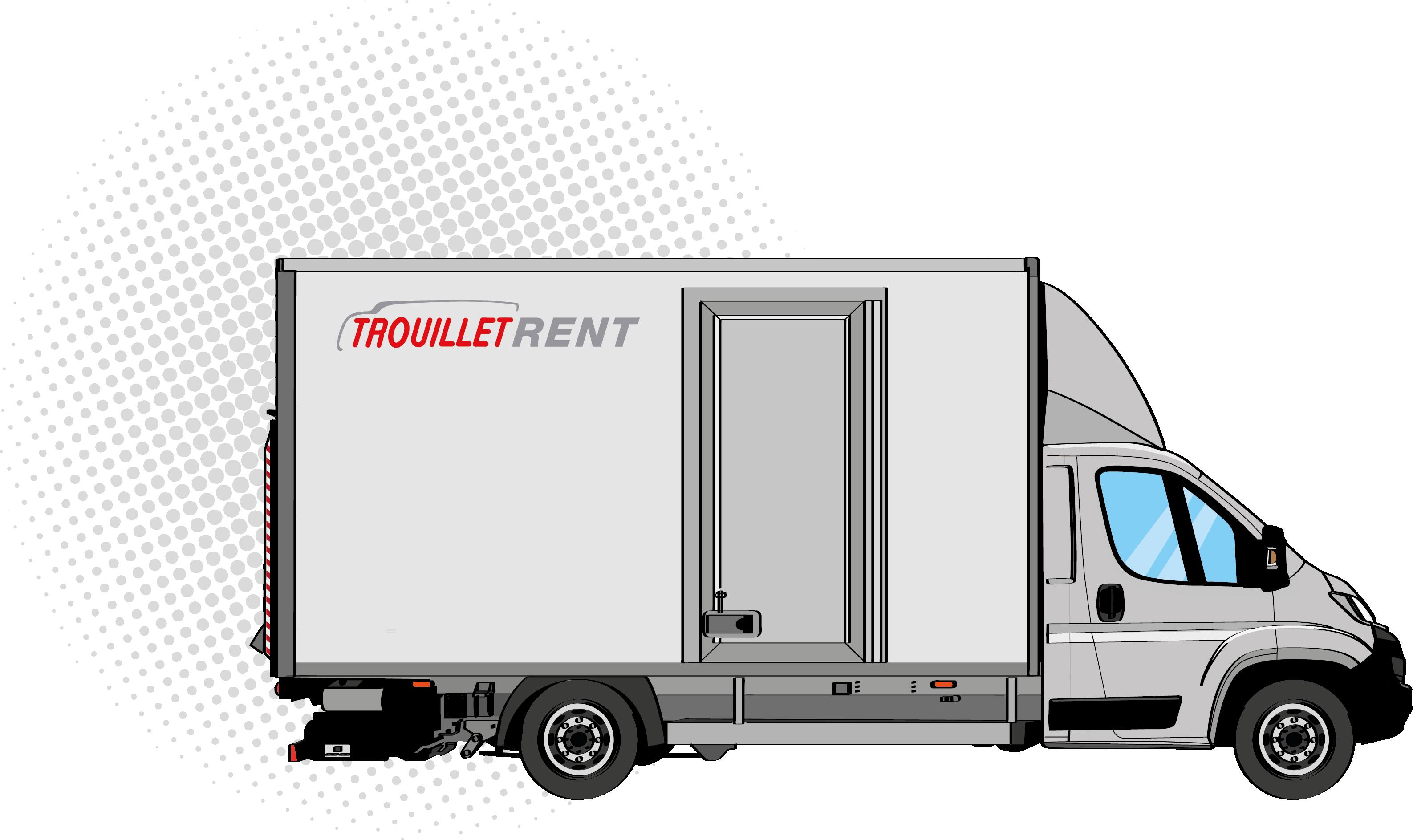 Achat et location de véhicule utilitaire châssis cabine