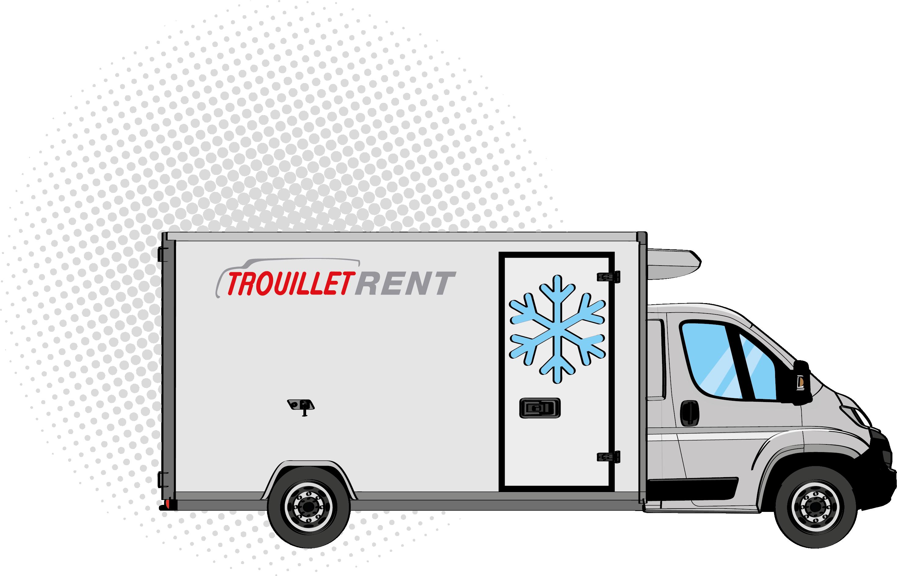 Achat et location de véhicule utilitaire frigorifique